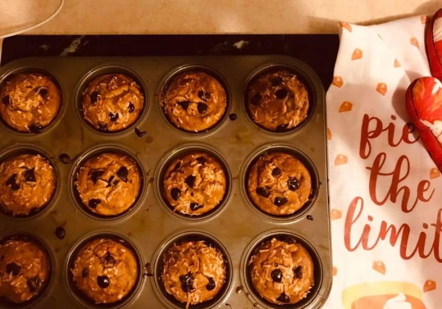 No Flour Muffins…